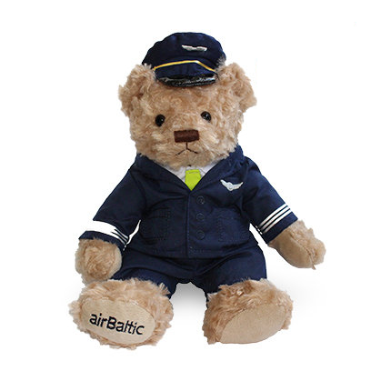 Teddy bear - Pilot